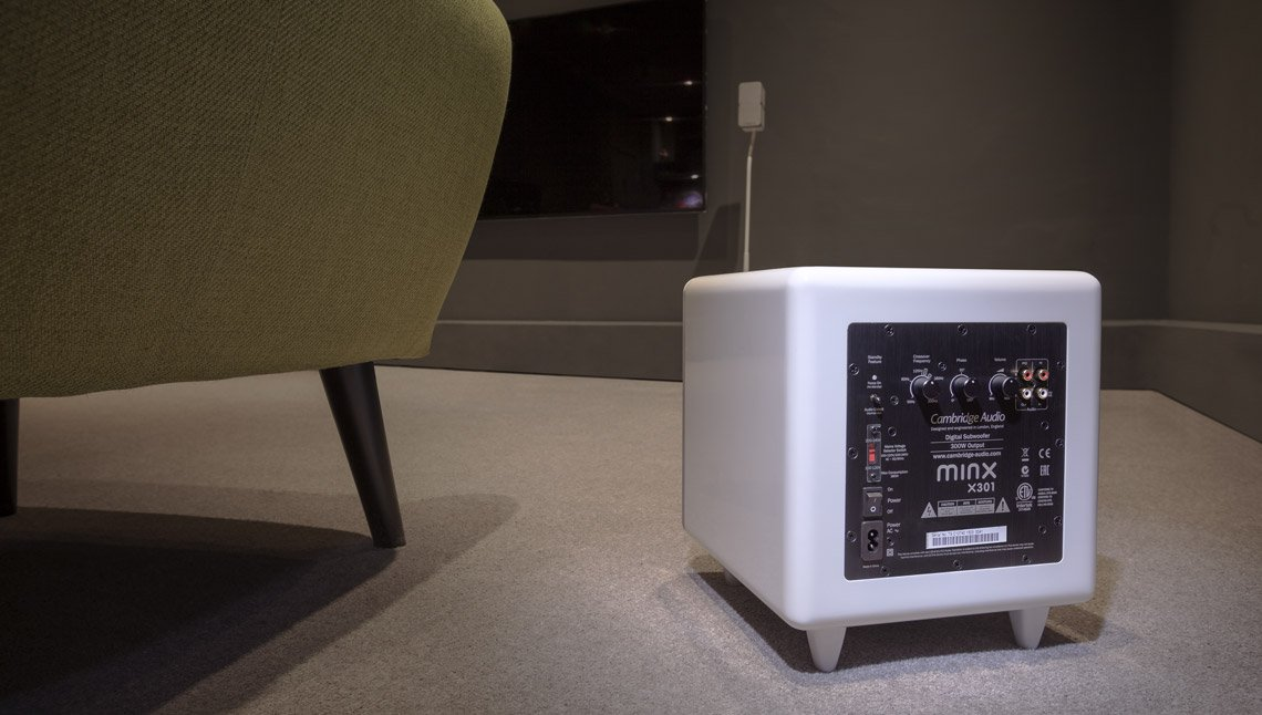 Cambridge Audio Minx Subwoofer