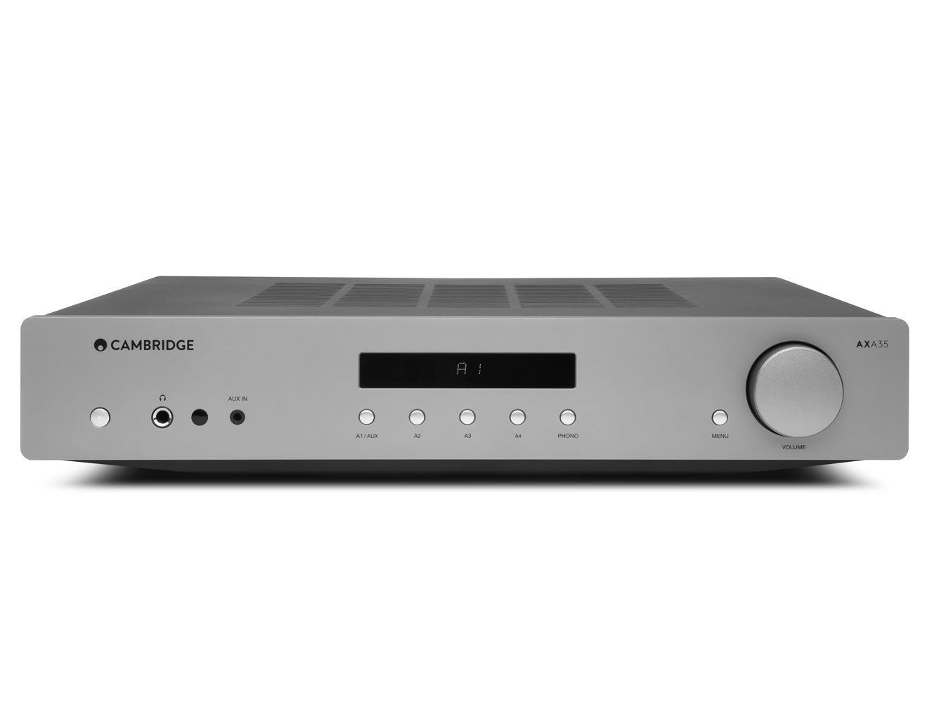 AXA35 Integrated Amplifier Grey