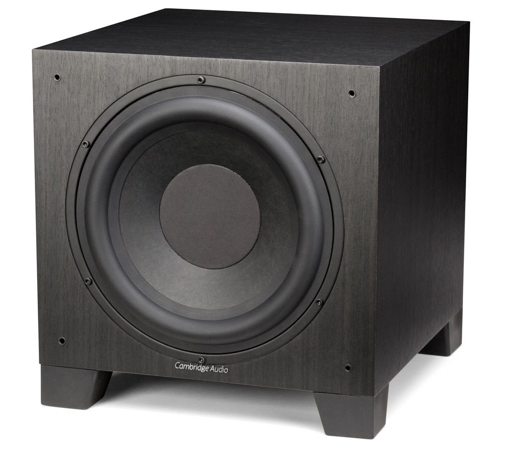 Aero 9 Subwoofer Black (SINGLE)