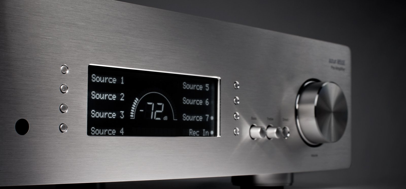 Azur 851e Preamplifier Cambridge Audio Thats Exactly What The Does And Coupled With Its Solid State Volume Control It Retains Signal Purity Precision Even At Lowest