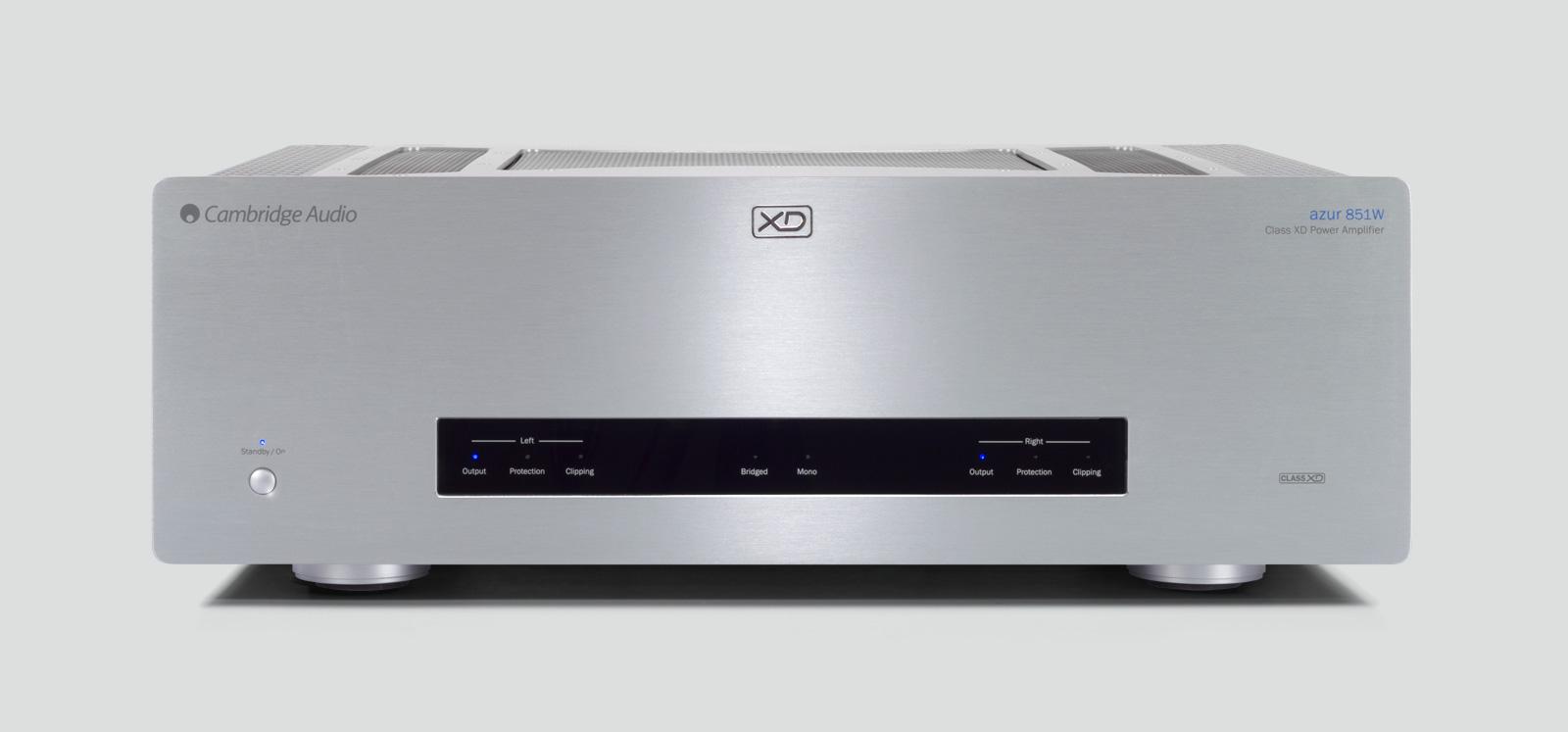 Azur 851w Power Amplifier Cambridge Audio Simple Booster Australian Hi Fi