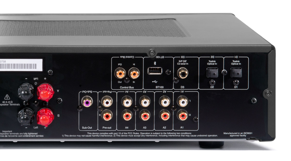 Cxa60 60w Integrated Amplifier Cambridge Audio Low Power With Digital Volume Control Our Most Energetic Sound Yet