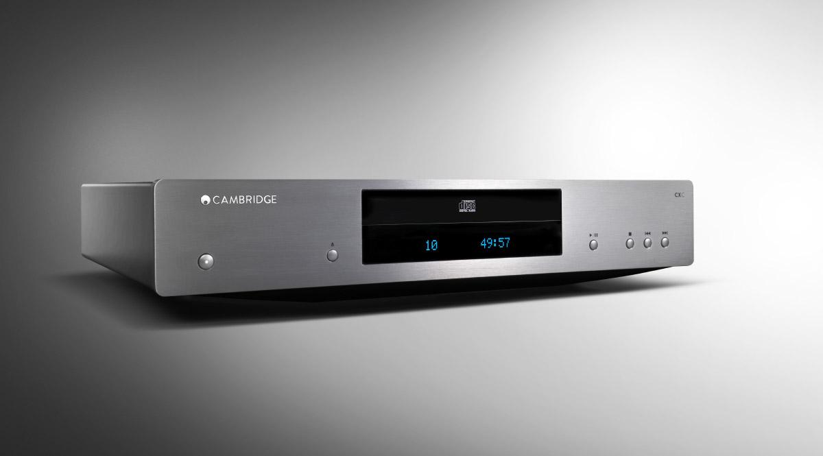 CXC - 專為數碼而設計 | Cambridge Audio