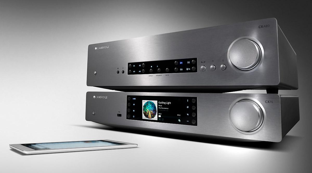 CXN - Network Player   Cambridge Audio