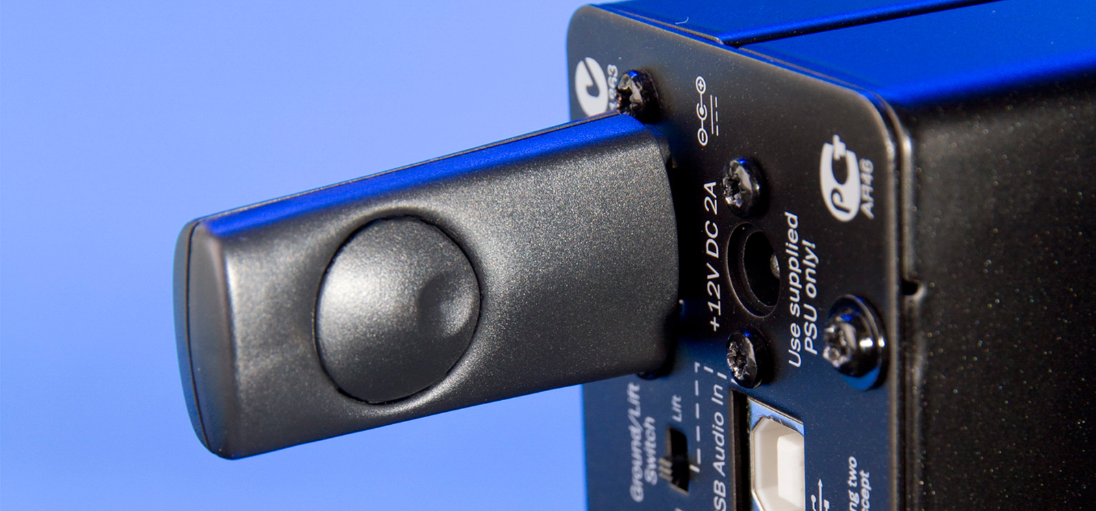 BT100 - Bluetooth Audio Receiver   Cambridge Audio