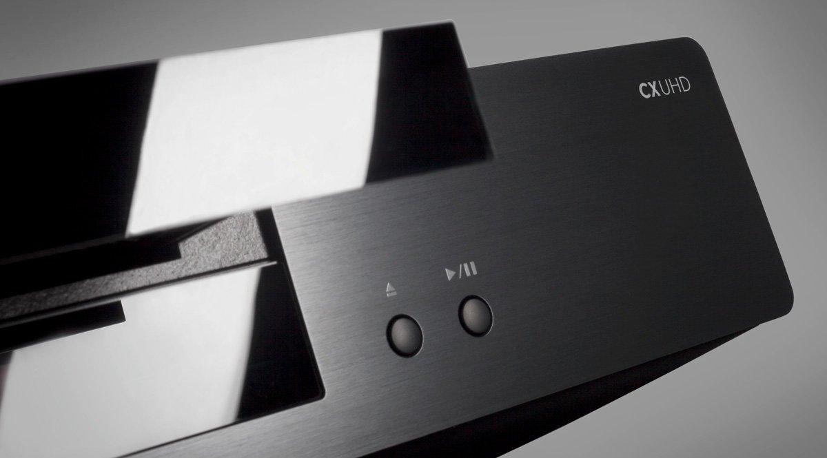 CXUHD - Odtwarzacz 4K UHD Blu-Ray | Cambridge Audio