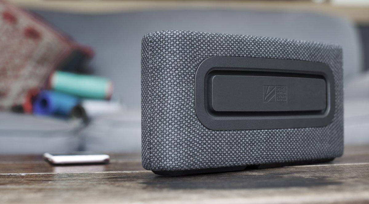 Yoyo (S) - Portable Bluetooth Speaker | Cambridge Audio