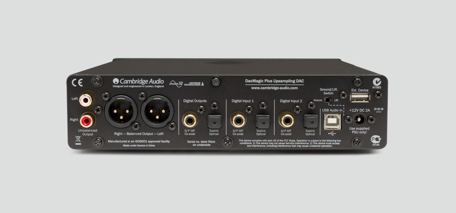 dacmagic plus digital to analogue converter preamplifier rh cambridgeaudio com cambridge audio dacmagic manual pdf cambridge audio dacmagic manual pdf