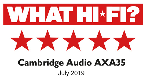 What Hi-Fi? - AXA35