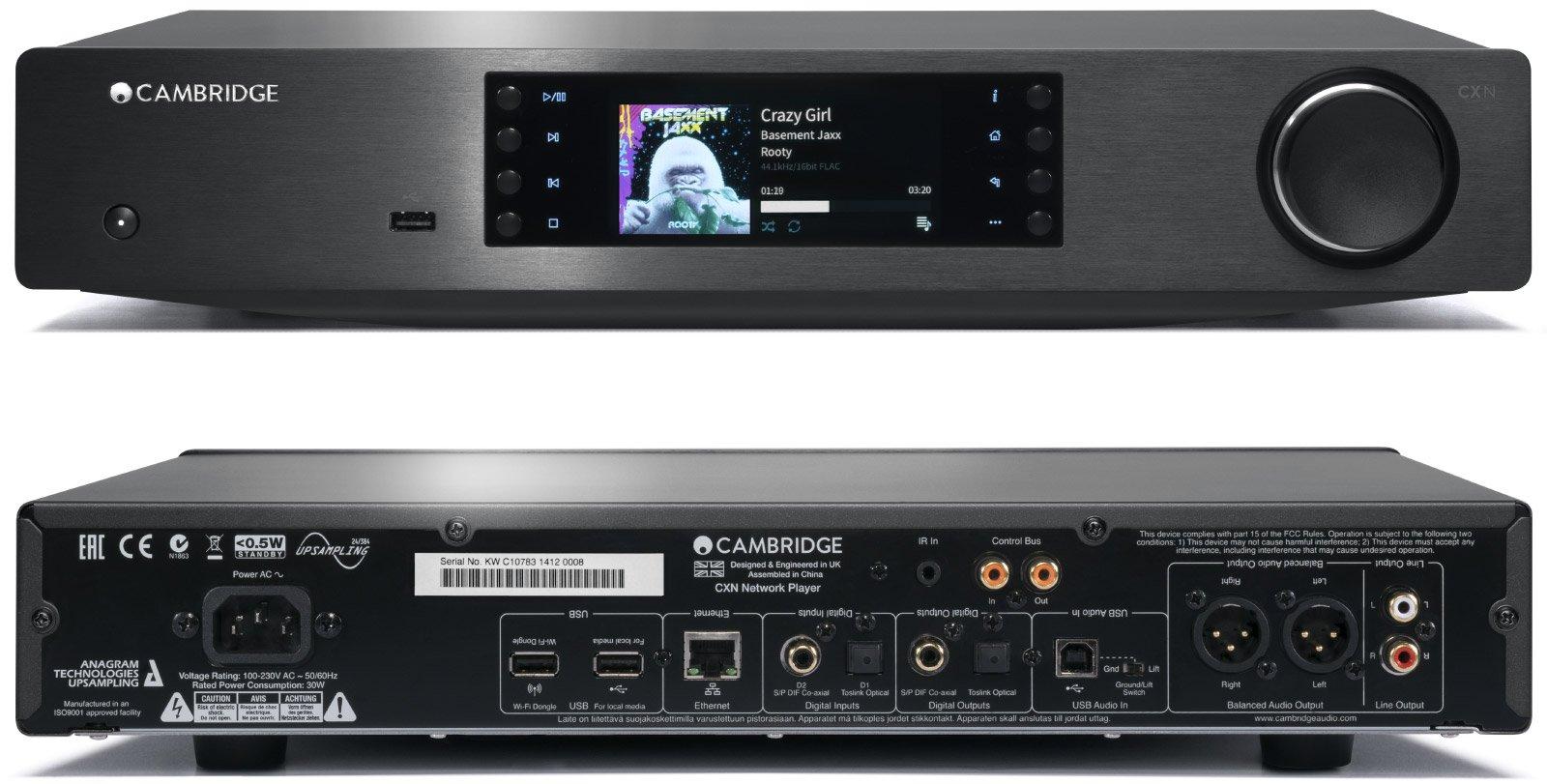Cambridge Audio CX N Sintonizzatore