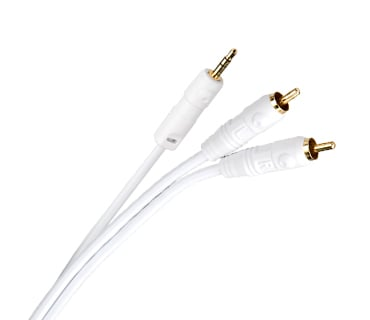 AUD100 Phono to 3.5mm Cable