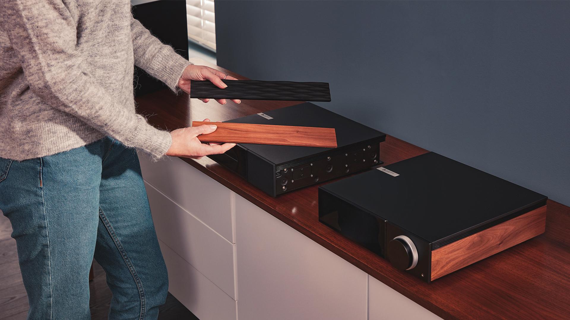 Cambridge Audio - evo Range - Customisable Panels