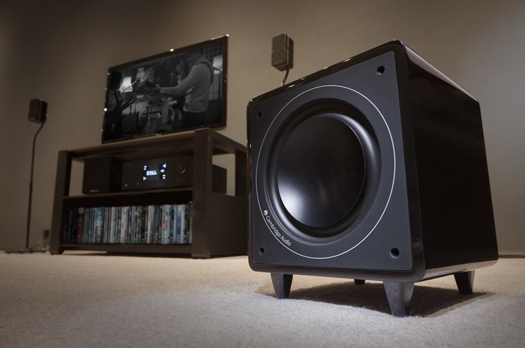 Cambridge Audio Subwoofer for Home Cinema System