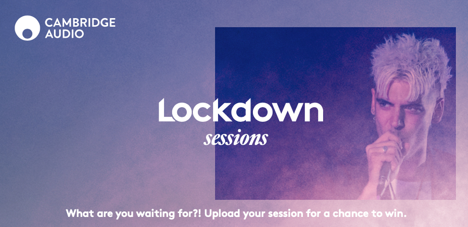 Lockdown Sessions Entry