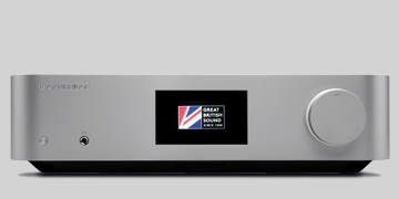 Edge NQ Preamplifier with Network Player front