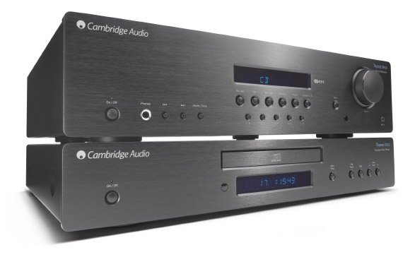 Cambridge Audio Topaz entry level hi-fi