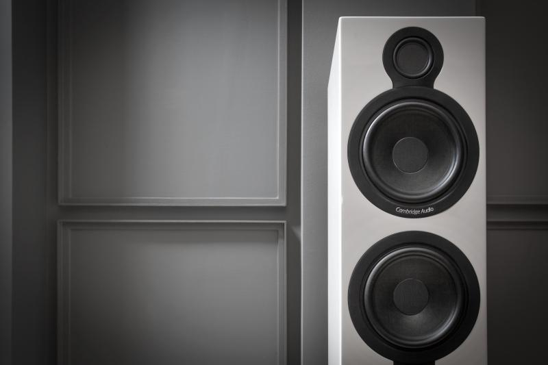 The Aeromax Speaker Range