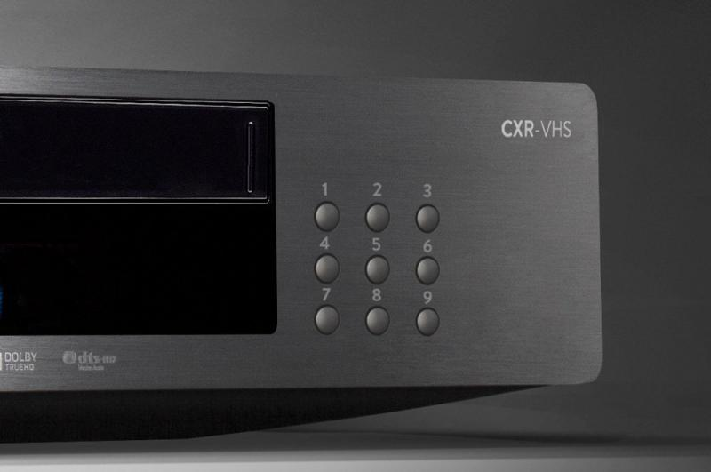 Introducing the CXVHS