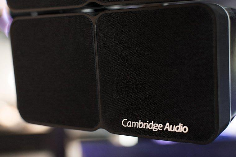 Melomania Minx Min Cambridge Audio Speakers