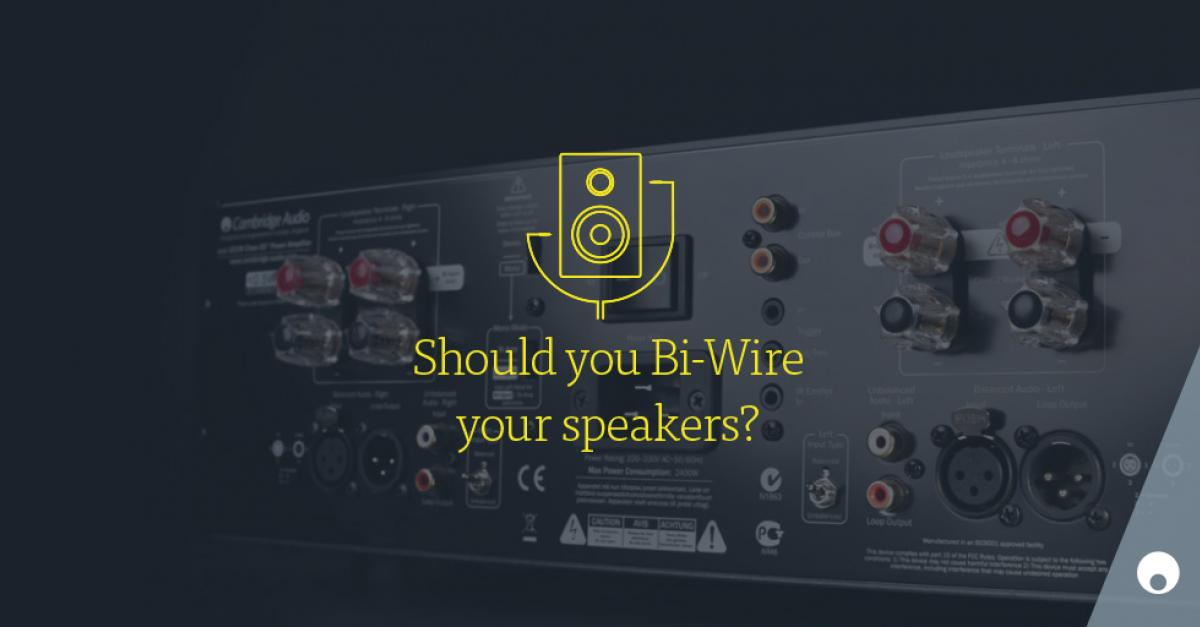should you bi wire your speakers cambridge audio rh cambridgeaudio com