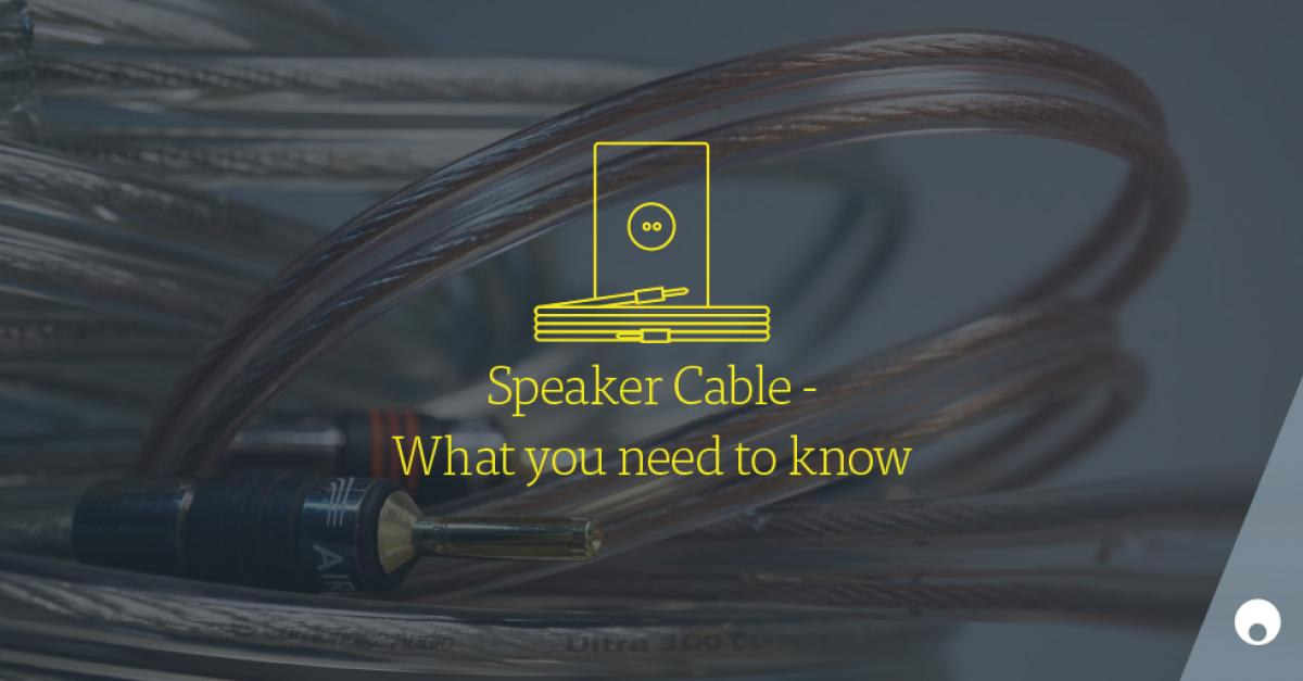 Speaker cables what you need to know cambridge audio keyboard keysfo Images