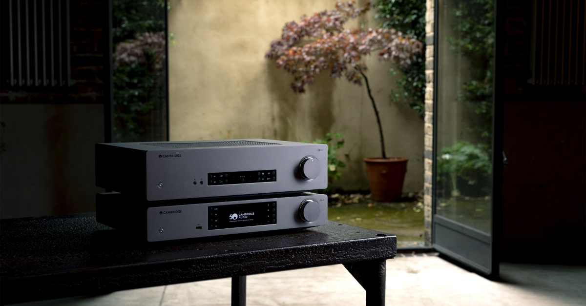 CX Series 2 - The Sound of Progress | Cambridge Audio