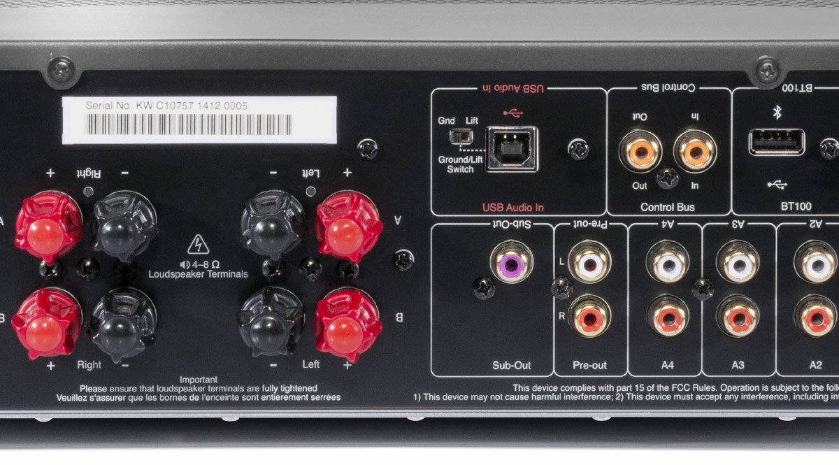 Cambridge audio cxa80 review
