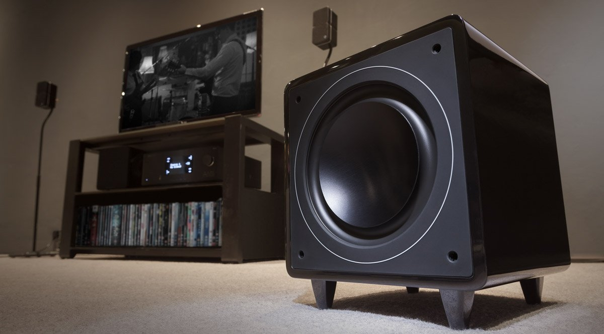 Cambridge Audio Minx X201 Subwoofer da 200 watt