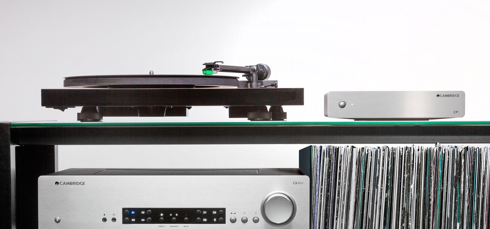 CP1 - Moving Magnet Phono Preamplifier | Cambridge Audio