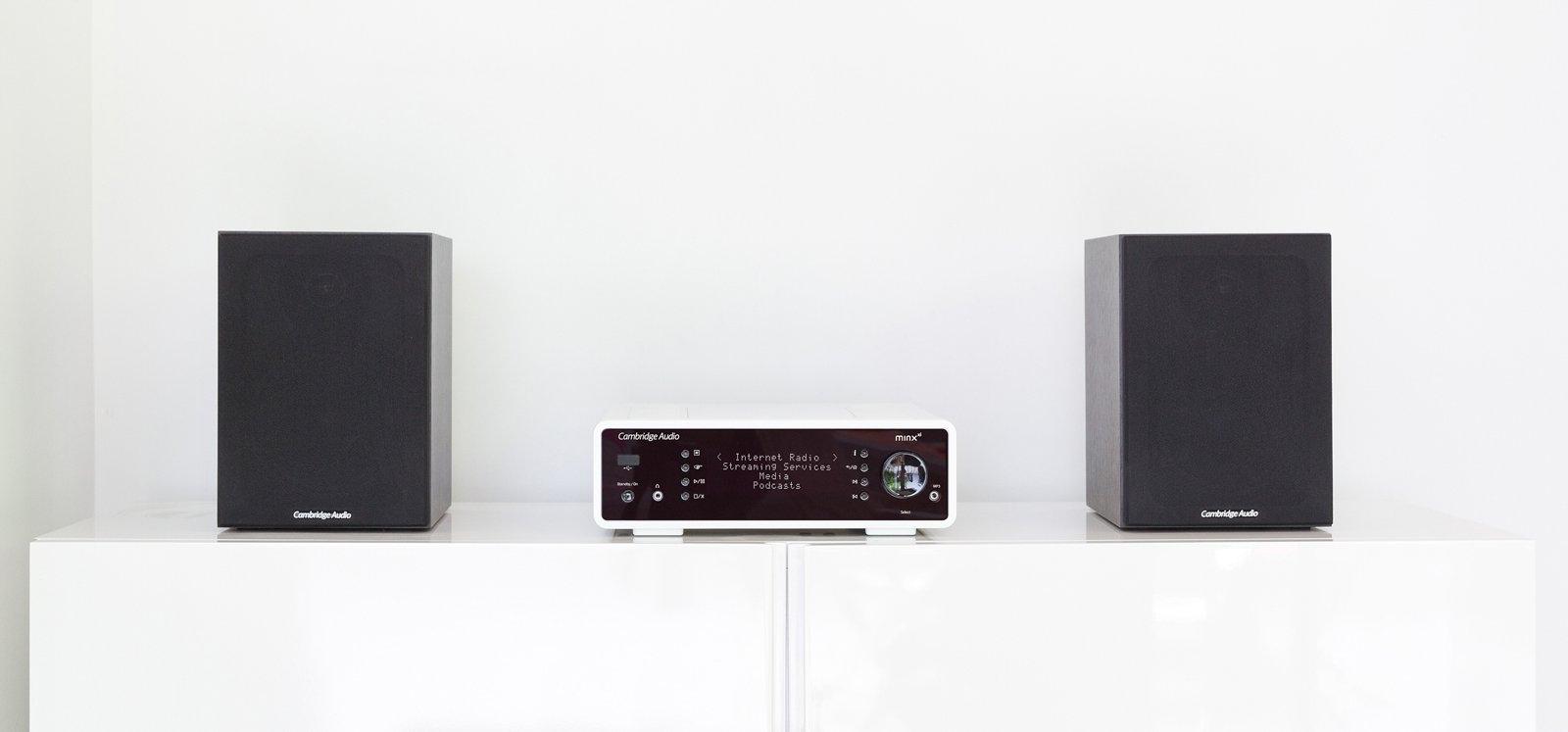 Minx Xi - Digital Music System   Cambridge Audio
