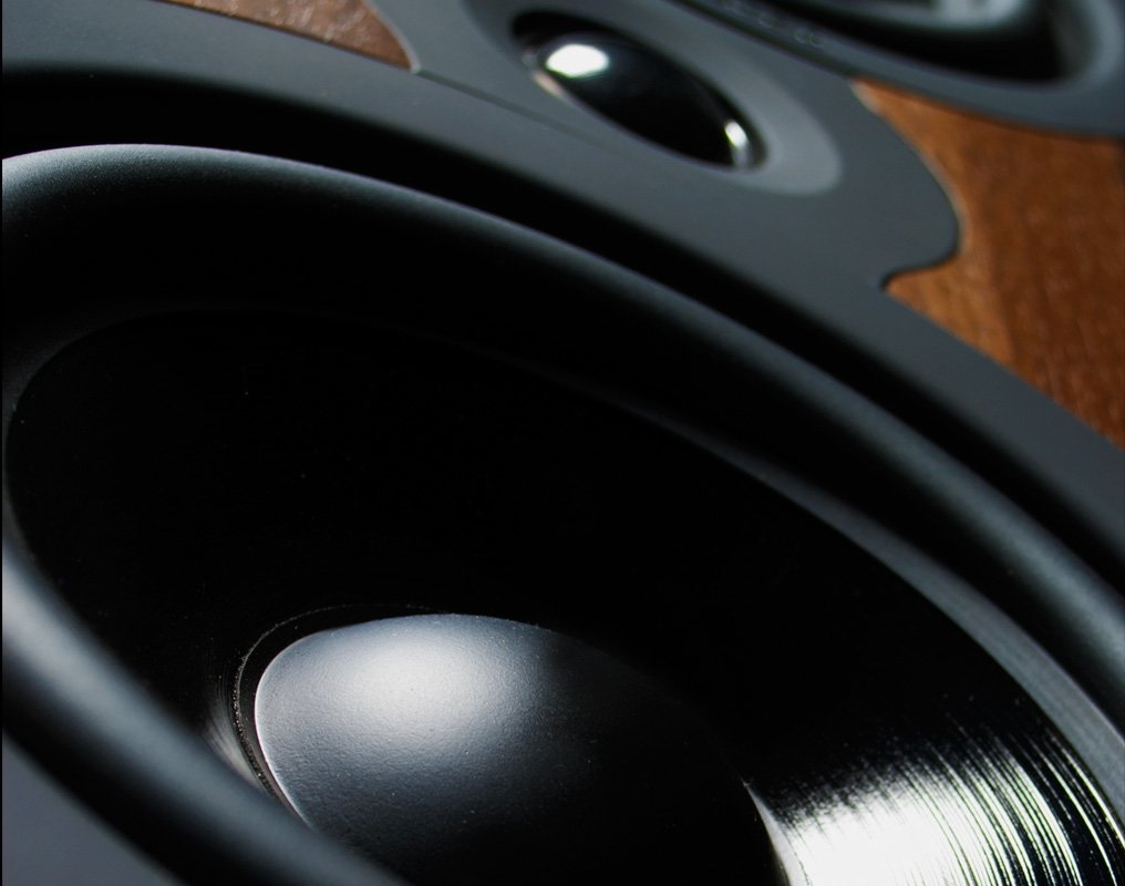 SX-80 Floorstanding Speakers Dark Walnut (PAIR)