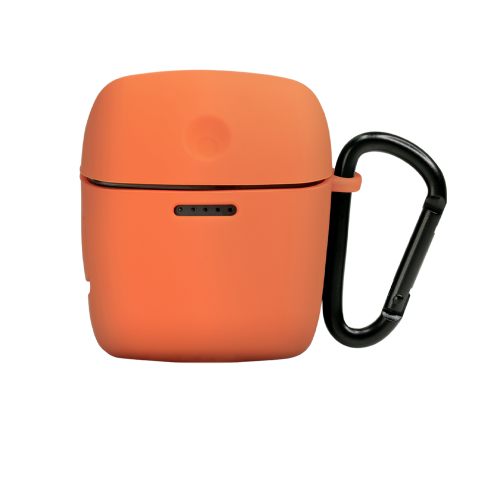 Melomania 1 Silicon Case (Orange)