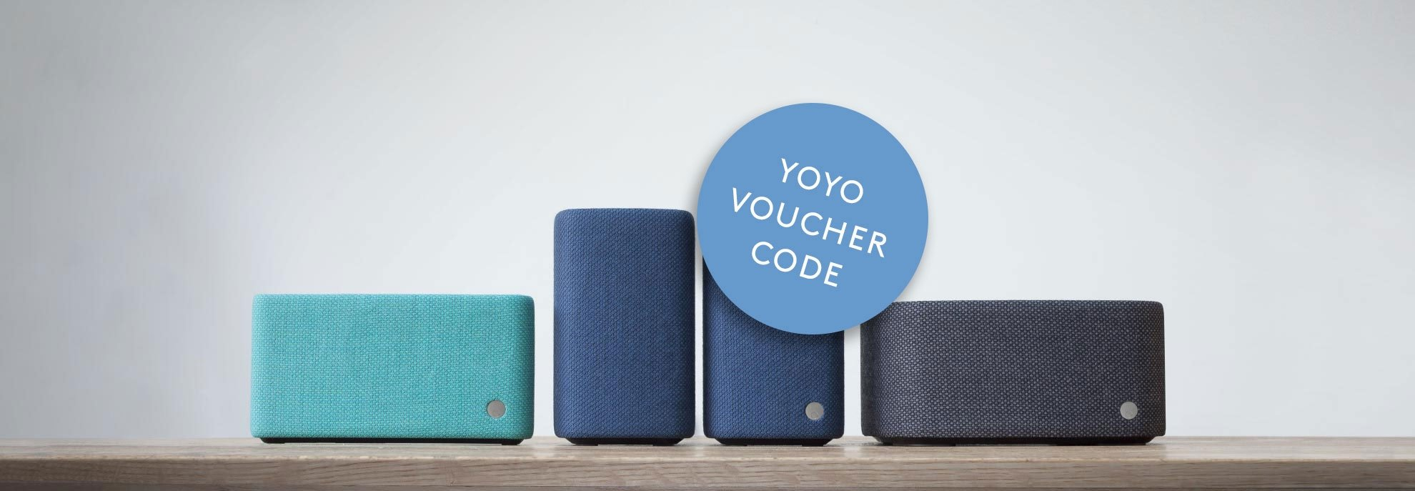 Save Up To £100 On Yoyo Bluetooth Speakers Offer Ends 31st August 2019