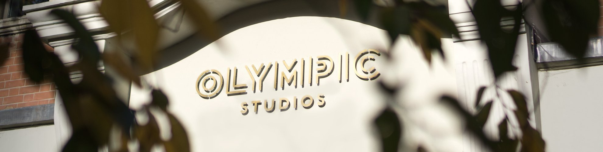 Great British Recording Studios - Olympic Studios