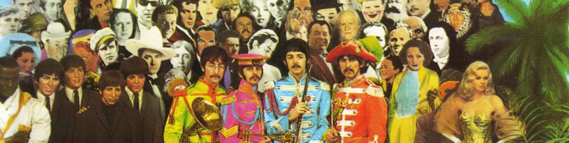 The Beatles: Sgt. Pepper's Lonely Hearts Club Band – It was fifty years ago today…