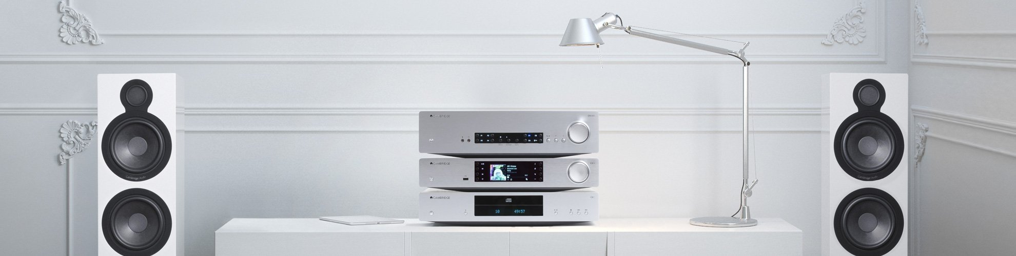 How Should You Stack Your Hi-Fi Units?