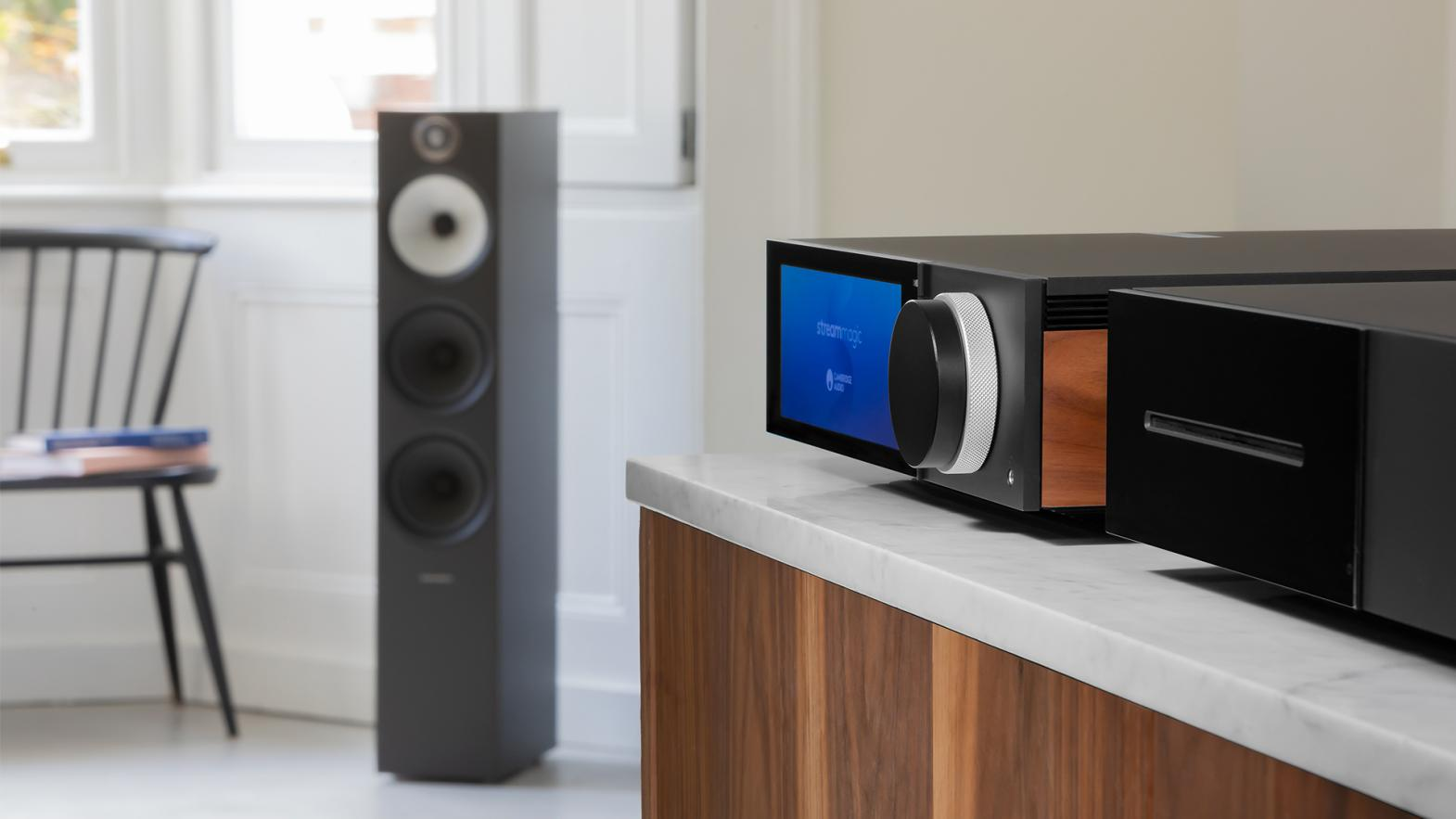 Cambridge Audio Evo Set-up