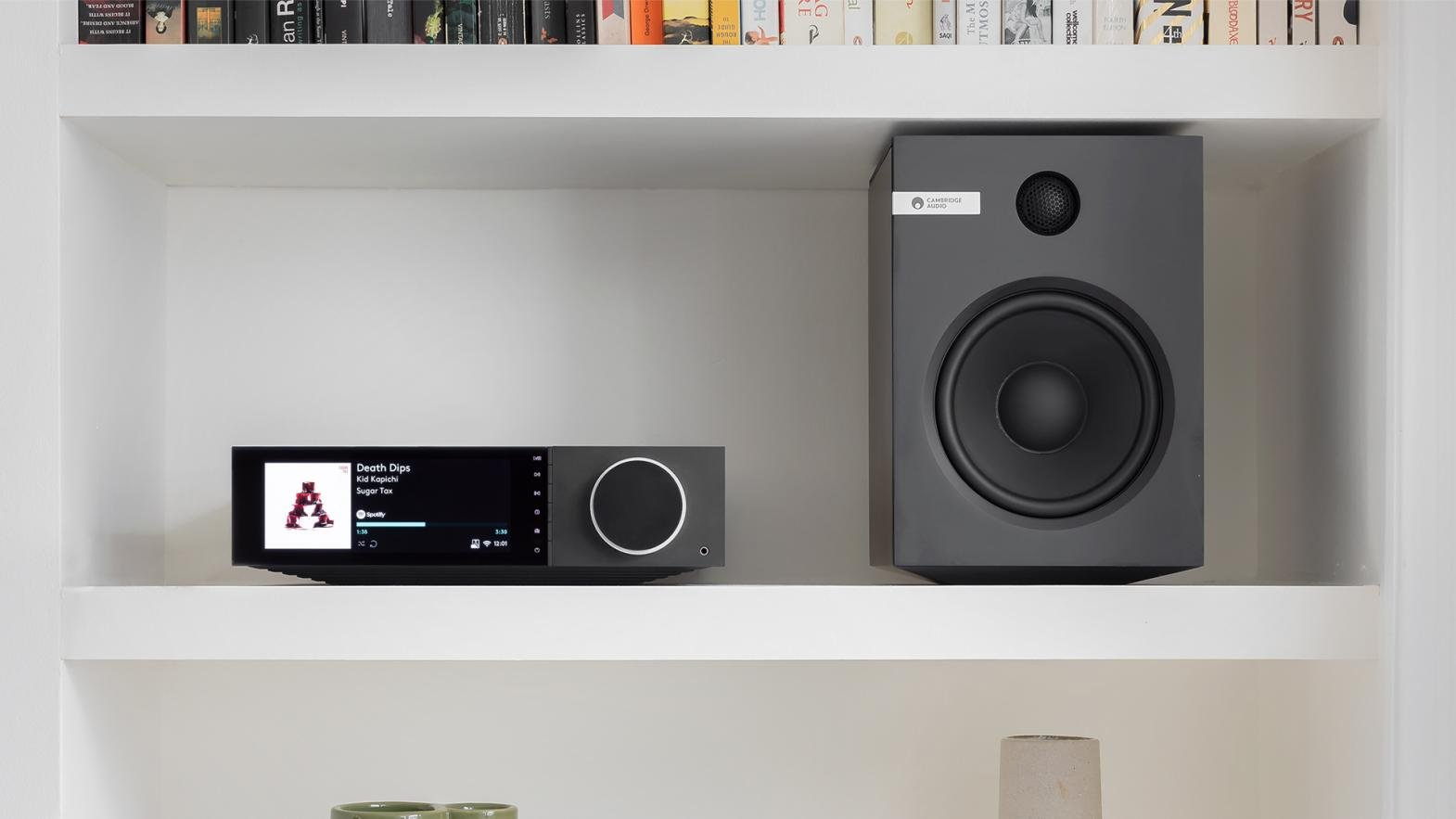 Cambridge Audio - evo set-up