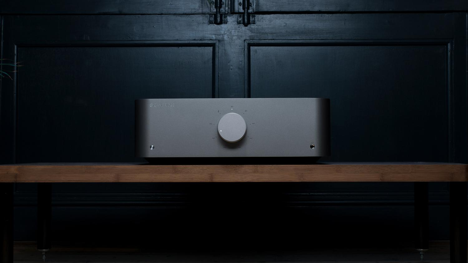 Edge A Integrated Amplifier