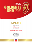 1st AXA25 AUDIO Goldenes Ohr Award