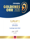1st Place Stereoplay Goldenes Ohr Award