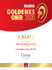1st Place Goldenes Ohr Award